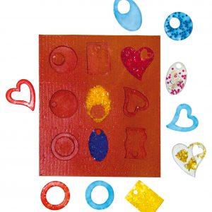 Hobbyfun Colouraplast siliconen sieraden mal 53.240