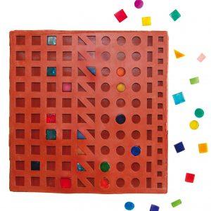 Hobbyfun siliconen mozaïek mal miniaturen 53.223