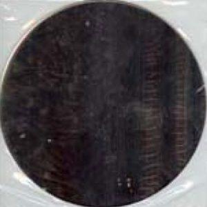 Spiegel rond 10 cm.
