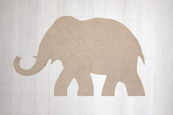 1046 olifant mdf