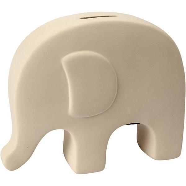 Hobbyfun Spaarpot olifant