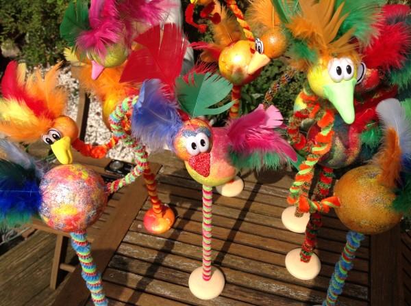Hobbyfun Happy Birds