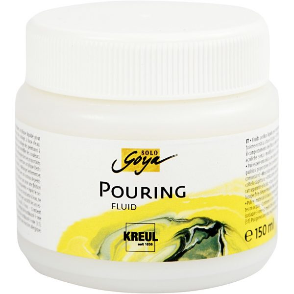 Pouring Fluid, 150 ml.