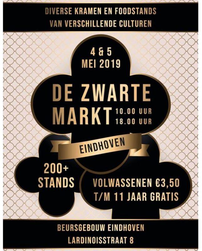 Zwarte markt Eindhoven 2019