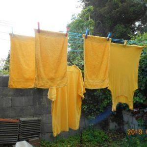 Wasmachine Textielverf