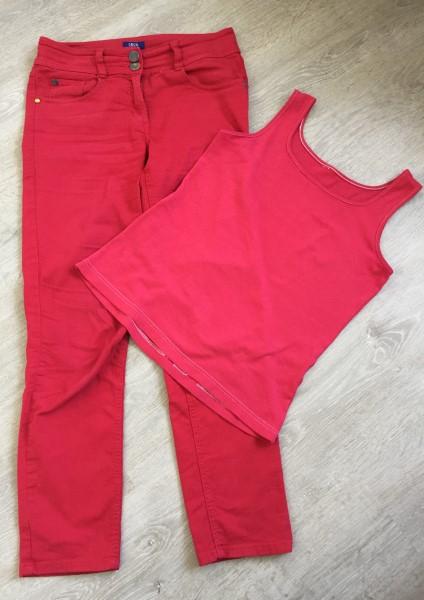 Hobbyfun Wasmachine textielverf voorbeeld