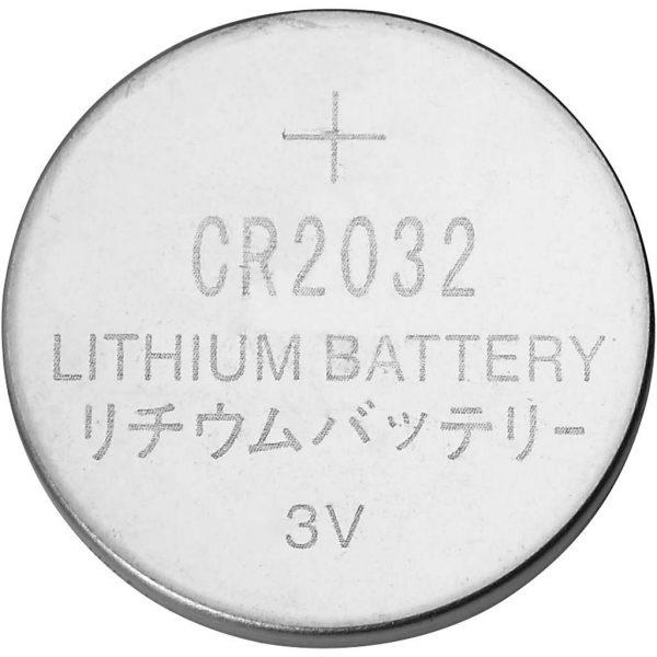 Hobbyfun Celbatterij type lithium CR2032