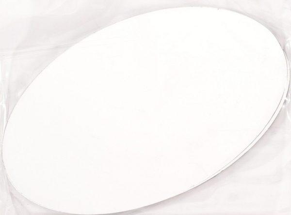 Hobbyfun Spiegel ovaal, 15x7,5 cm, 2 stuks.