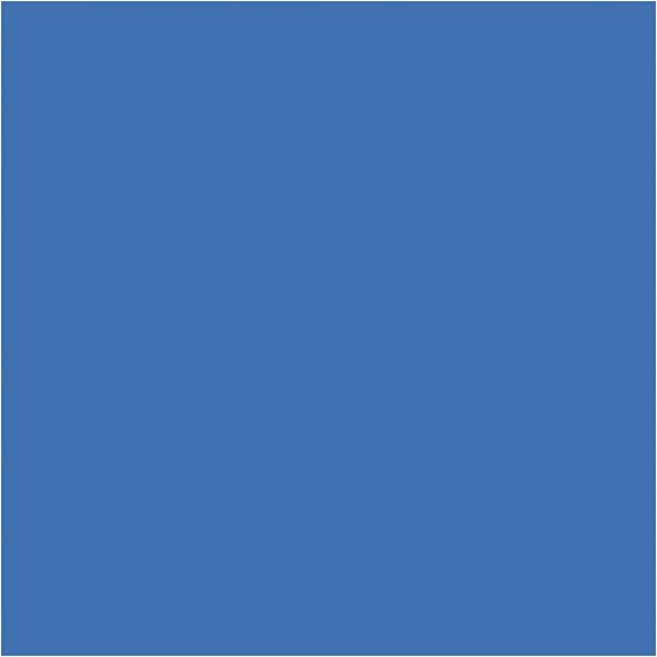 Hobbyfun Plus Color acrylverf, primary blue