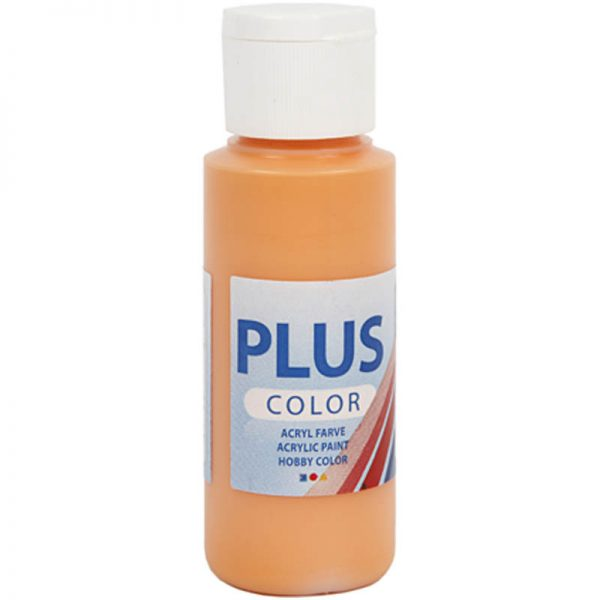Hobbyfun Plus Color acrylverf, pumpkin, 60 ml