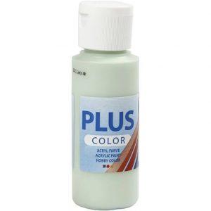 Hobbyfun 39662 Plus Color acrylverf, lentegroen, 60 ml