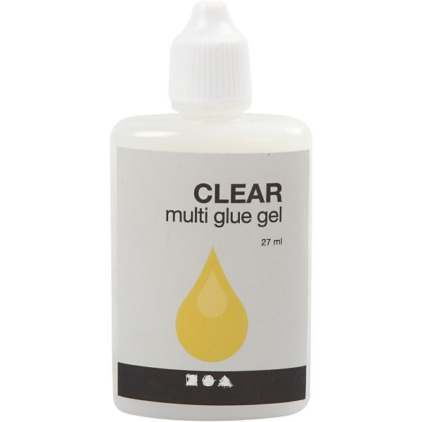 Hobbyfun Clear Multi Glue gel