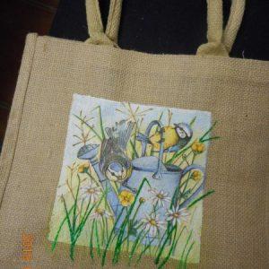 Hobbyfun Jute tas 1, eco_vriendelijk