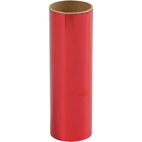 Hobbyfun Decoratiefolie, rood, rol15,5x50cm
