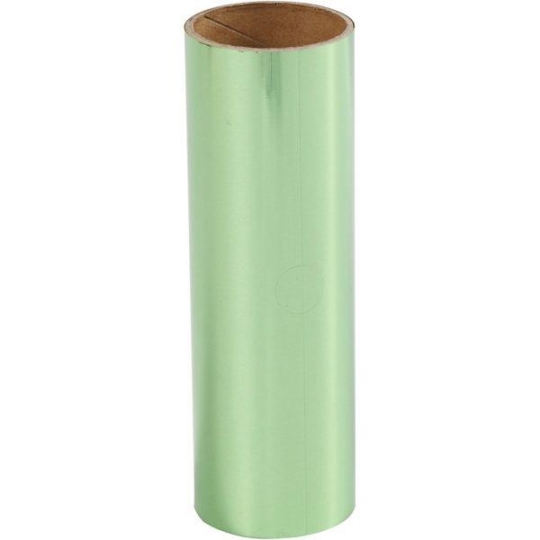 Hobbyfun Decoratiefolie, groen, rol15,5x50cm