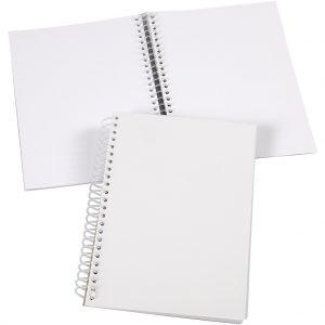Hobbyfun Notitieboek, schetsblok, 15x21cm