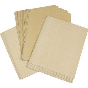 Hobbyfun Schuurpapier, korrelgrootte 80,120,150