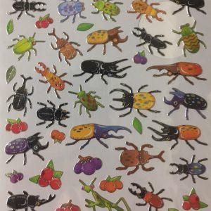 Hobbyfun Fancy stickers, insecten