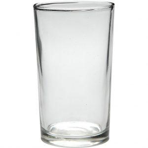 Hobbyfun Waxinelichthouder, drinkglas hoog