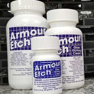 Armour Etch - Glas ets