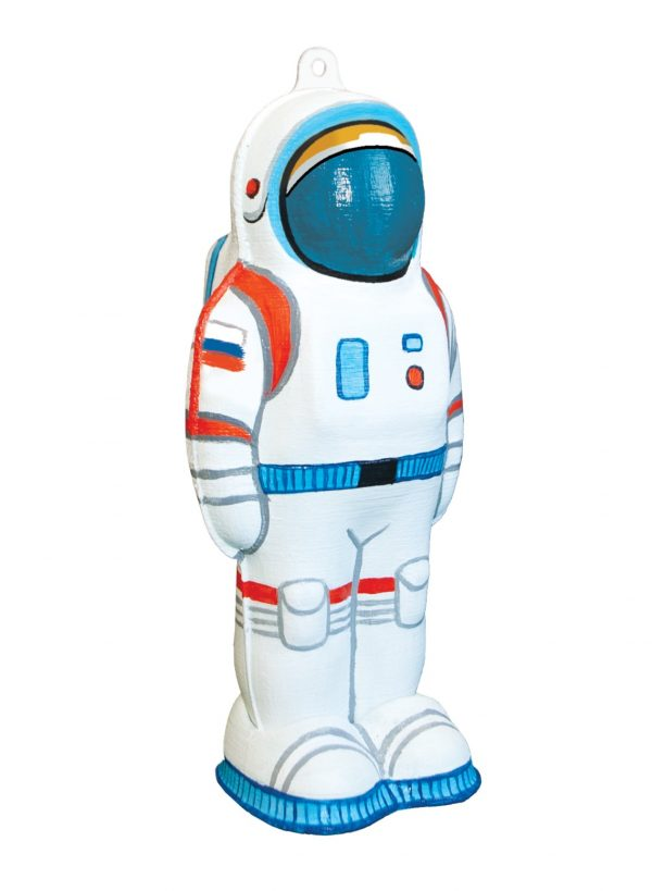 Hobbyfun Eco karton astronout color