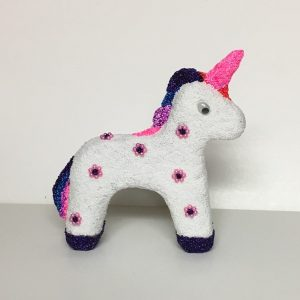 Hobbyfun Eco karton pony met Foam Clay