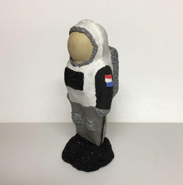 Hobbyfun Eco karton astronaut foam en silk klei