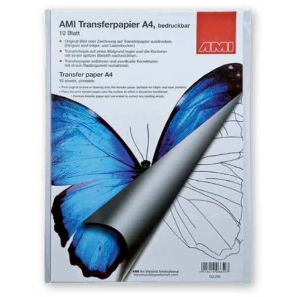 Hobbyfun Transferpapier voor printer A4