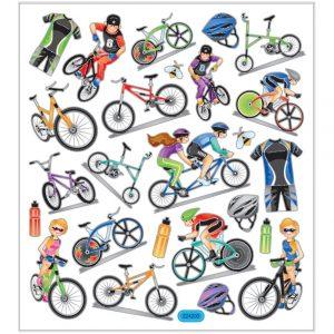 Hobbyfun Fancy stickers, Hobbyfun Fancy stickers, fietsen