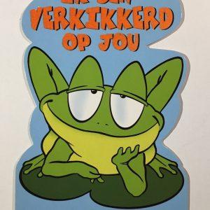 Hobbyfun 2832 Valentijnskaart, Verkikkerd op jou