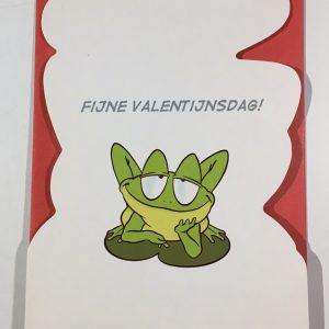 Hobbyfun 2834 Valentijnskaart, Verkikkerd op jou