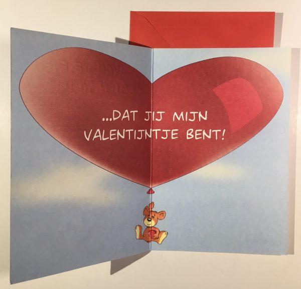 Hobbyfun 2839 Valentijnskaart, Valentijntje