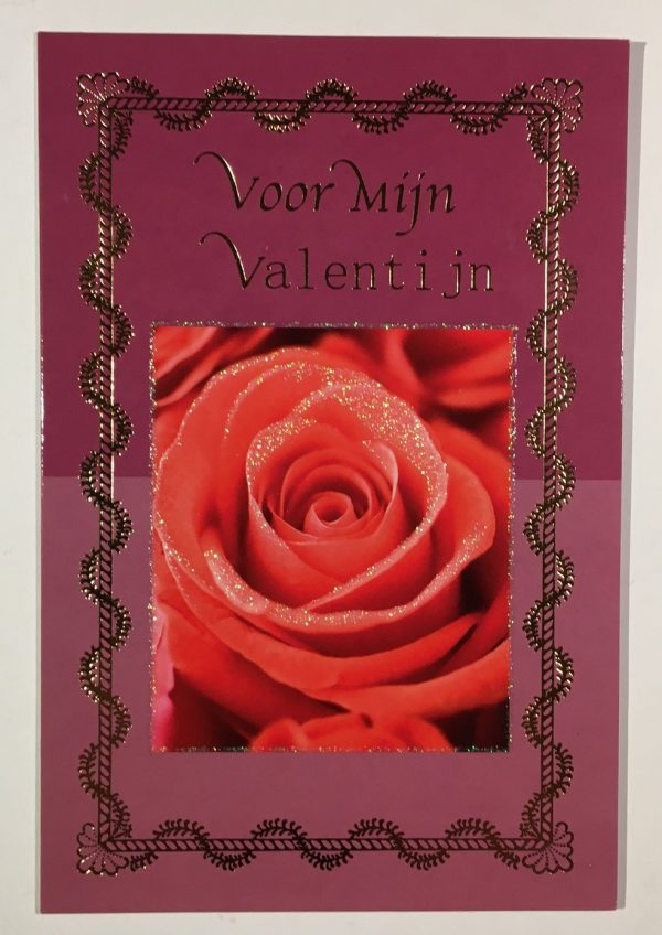 Hobbyfun 2846 Valentijnskaart, Veel liefs