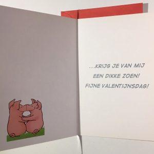 Hobbyfun 2852 Valentijnskaart, Speciale dag