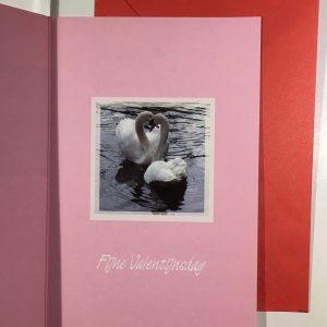 Hobbyfun 2854 Valentijnskaart, Samen zijn
