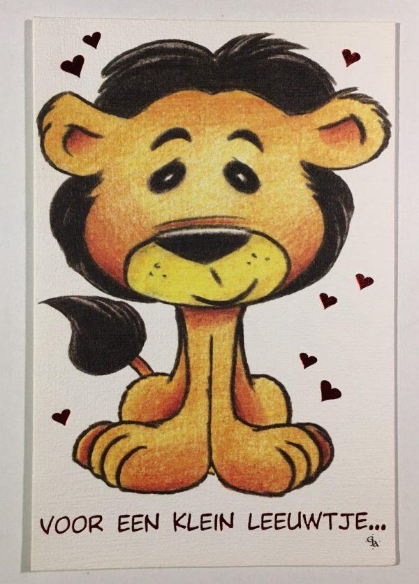 Hobbyfun 2878 Valentijnskaart, Groot hart
