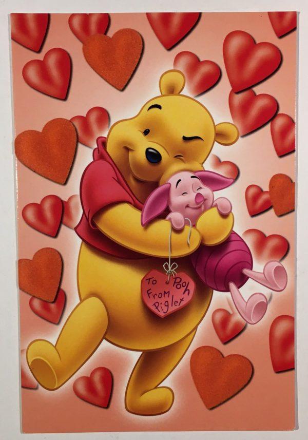 Hobbyfun 2882 Valentijnskaart, Winnie the Pooh