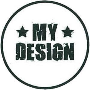 27562-2 Hobbyfun Stempel My Design