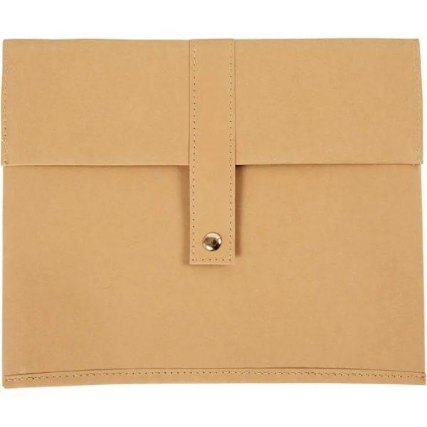 49891 Hobbyfun Faux Leather tablet tas