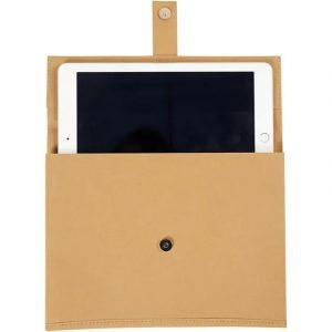 49891_1 Faux Leather tas voor tablet